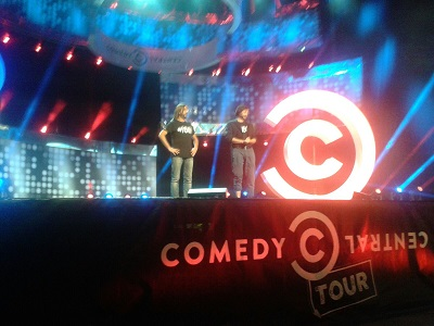 "COMEDY CENTRAL TOUR 2016""... a Gaeta un grande successo"